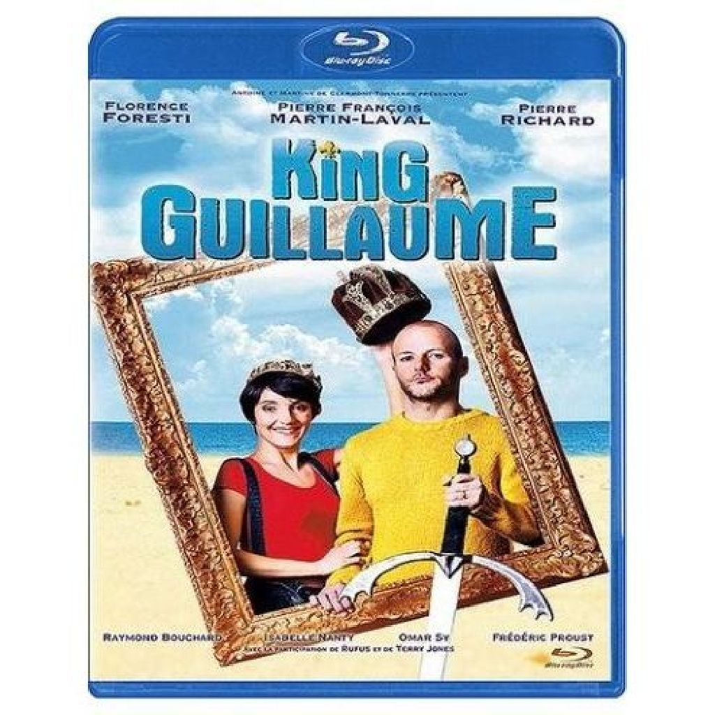 King Guillaume -  cover