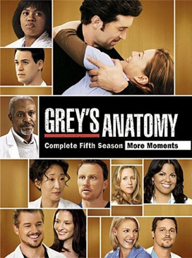 Grey's Anatomy - Betamax cover