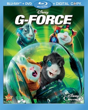 G-Force - Blu-ray cover