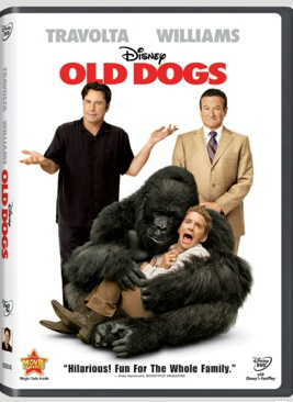 Old Dogs - DVD cover