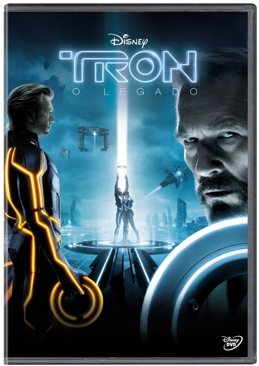 Tron: Legacy - DVD cover