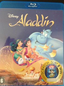 Aladdin 1992 -  cover