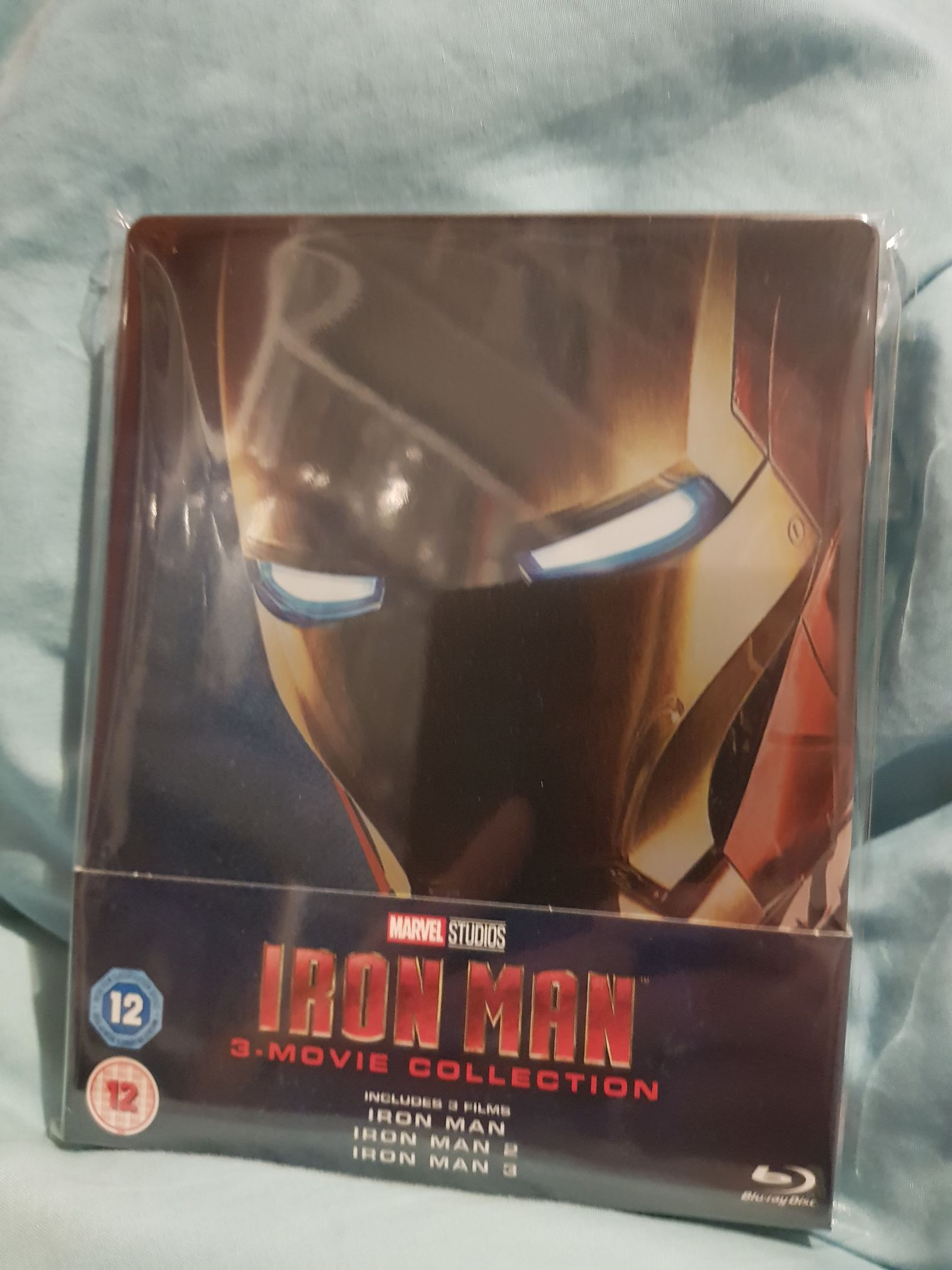 MCU Iron Man Collection -  cover