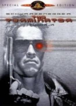 Terminator - DVD cover