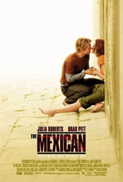 The Mexican - DVD cover