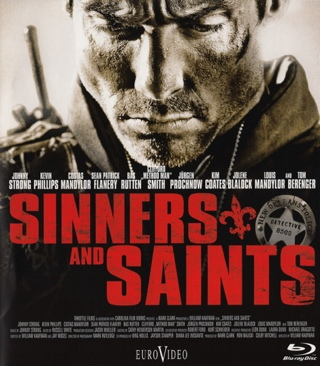 Sinners And Saints - DVD cover
