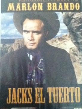 One-Eyed Jacks - DVD cover