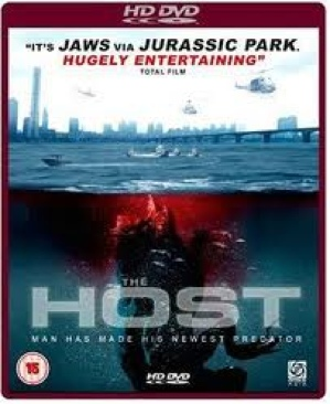 The Host - HD DVD cover