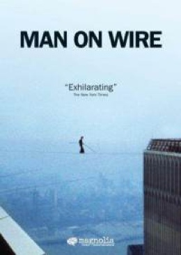 Man On Wire - DVD cover