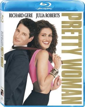 Pretty Woman - Blu-ray cover