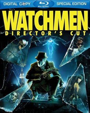 Watchmen - Blu-ray cover