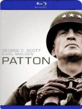 Patton - Blu-ray cover