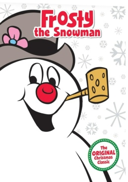 Frosty the Snowman - DVD cover
