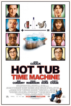 Hot Tub Time Machine - CED cover
