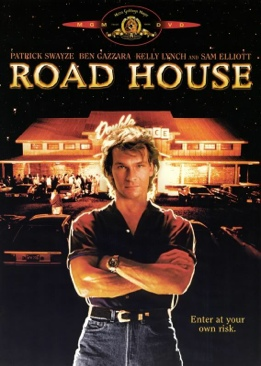 Road House - DVD cover