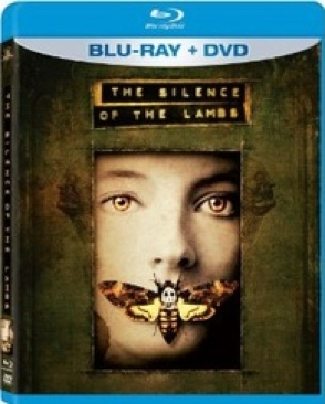 The Silence of the Lambs - Blu-ray cover