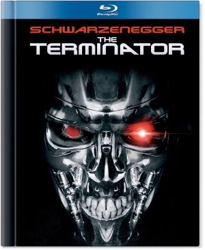 Terminator - Blu-ray cover