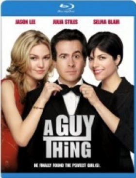 A Guy Thing - Blu-ray cover