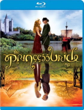 The Princess Bride - Blu-ray cover