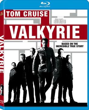 Valkyrie - Blu-ray cover