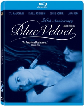 Blue Velvet - Blu-ray cover