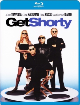 Get Shorty - Blu-ray cover