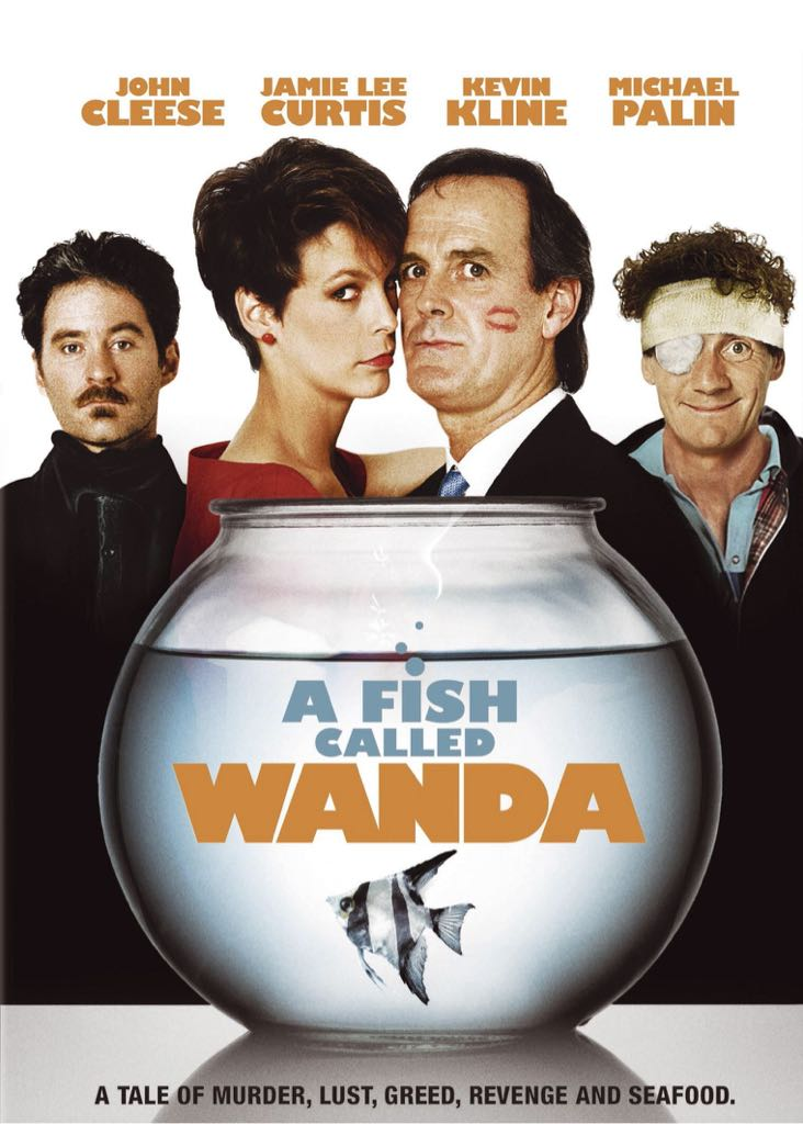 A fish called wanda movie
