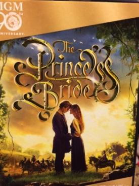 The Princess Bride - DVD cover