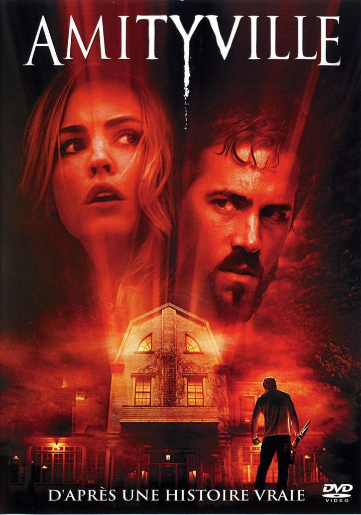 Amityville Horror (2005) -  cover