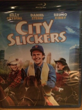 City Slickers - Blu-ray cover