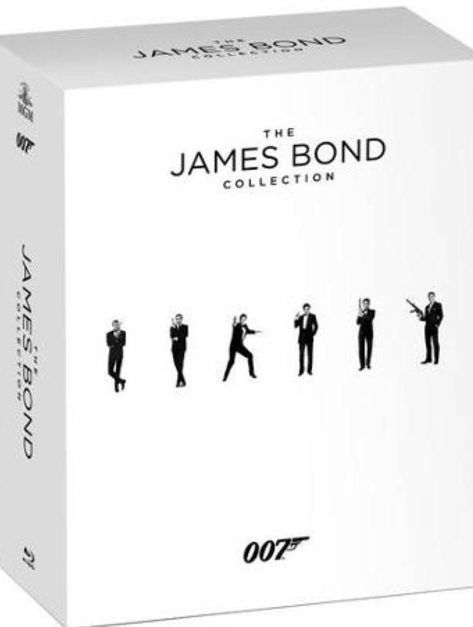 007: The James Bond Collection -  cover