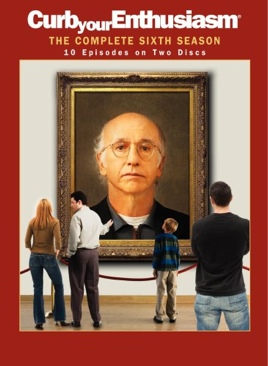 Curb Your Enthusiasm - DVD cover