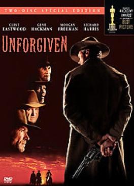 Unforgiven - CED cover