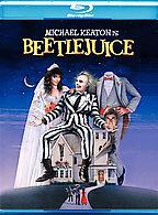 Beetle Juice - Blu-ray cover