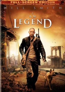 I Am Legend (41) - DVD cover