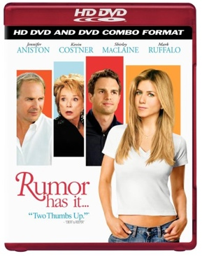 Rumor Has It... - HD DVD cover