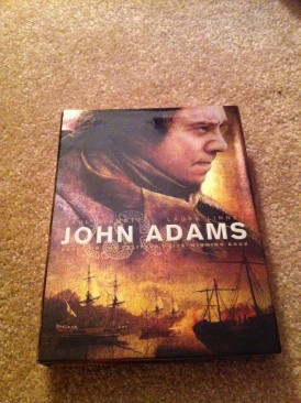 John Adams - DVD cover