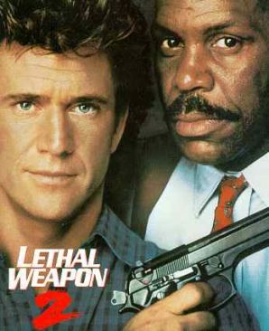 Lethal Weapon 2 - Digital Copy cover