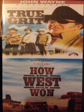 How The West Was Won - Blu-ray cover