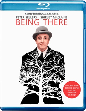 Being There: 30th Anniversary - Blu-ray cover