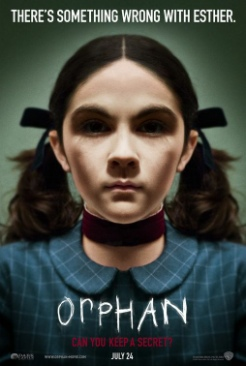 Orphan - DVD cover