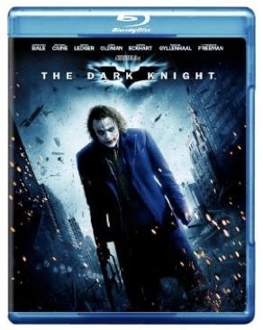 Batman #6 The Dark Knight - Blu-ray cover