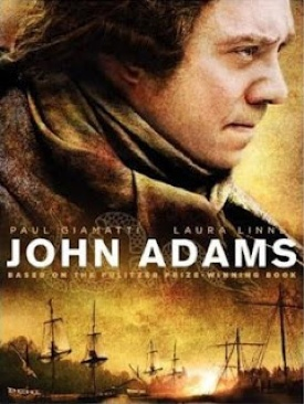 John Adams - Blu-ray cover