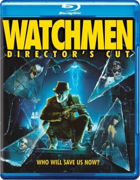 Watchmen - Blu-ray cover