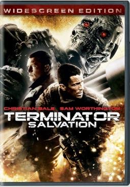 Terminator 4: Salvation - DVD cover