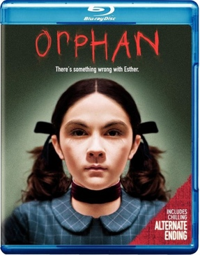 Orphan - Blu-ray cover