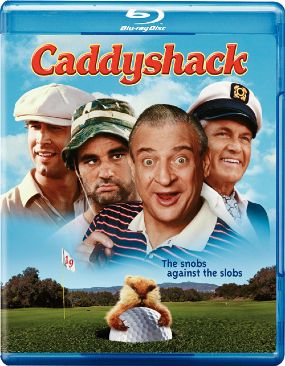 Caddyshack - DVD cover