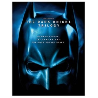 Batman: Batman Begins - Blu-ray cover