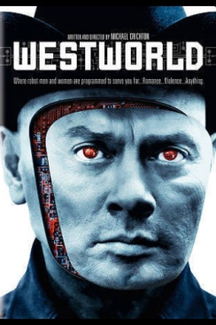 Westworld - DVD cover