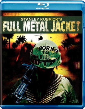 Full Metal Jacket - Blu-ray cover